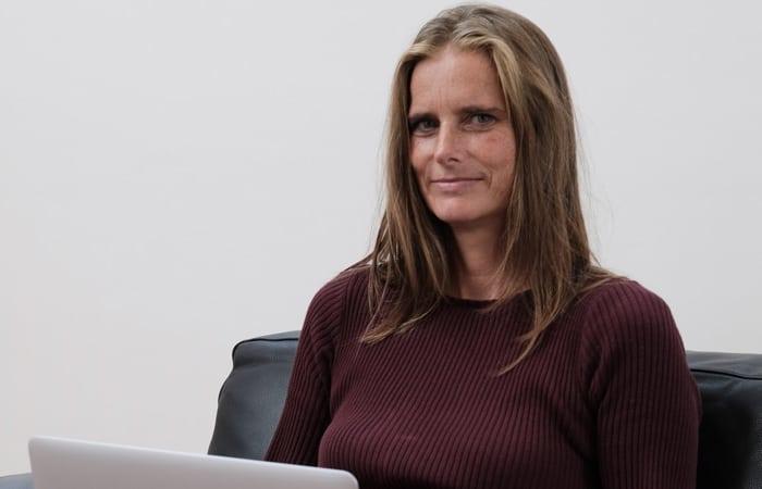 Sandra van Zanten webdesigner